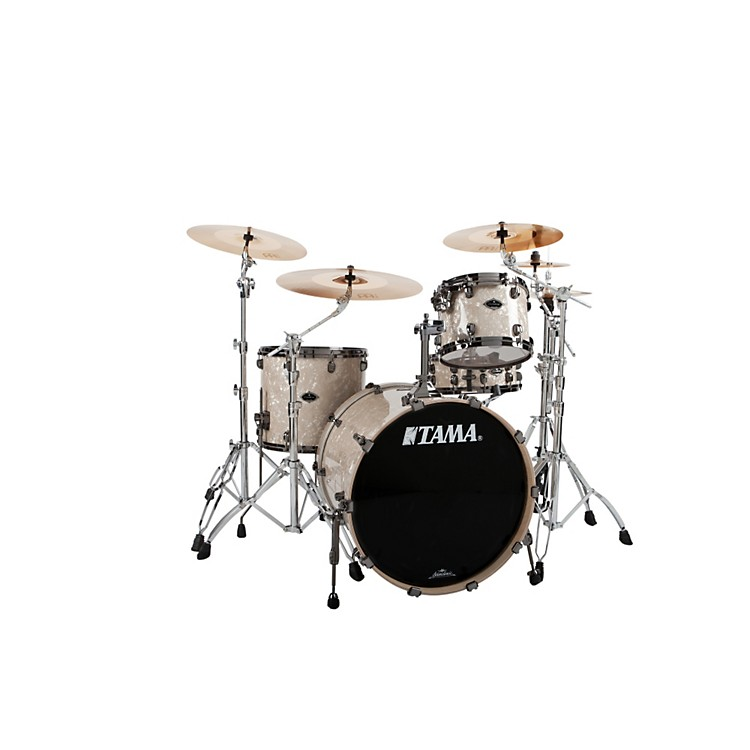 Tama Starclassic Performer B/B Exclusive 4-Piece Shell Pack Jade Sparkle
