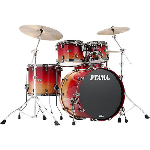 Tama Starclassic Performer B/B Limited Edition 4-Piece Shell Pack-thumbnail