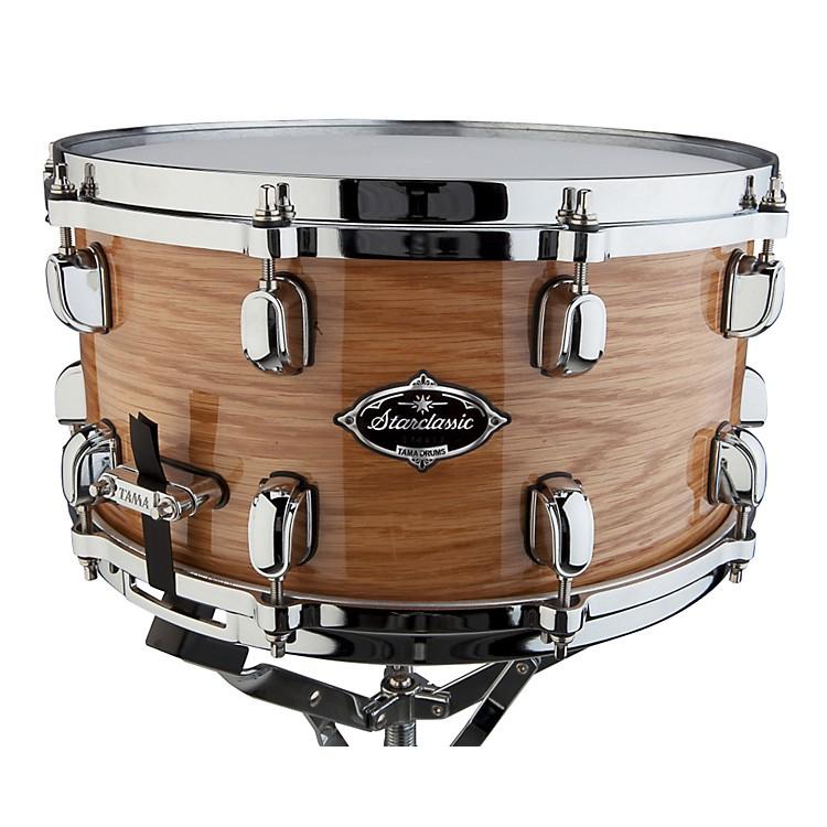 TamaStarclassic Performer B/B Snare DrumNatural White Oak Finish7x14 Inch