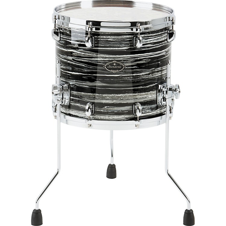 Tama Starclassic Performer Limited Edition B/B Black Oyster Floor Tom
