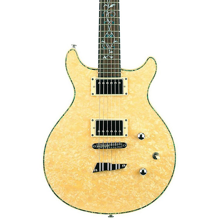 Daisy Rock Stardust Venus Electric Guitar Ivory