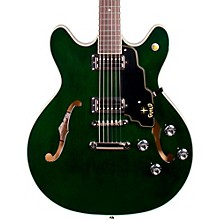 Starfire IV ST Semi-Hollowbody Electric Guitar Green