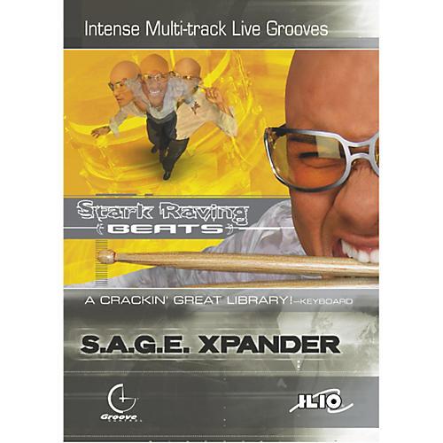 ILIO Stark Raving Beats - S.A.G.E. Xpander