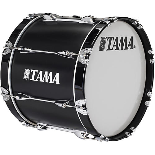 Tama Marching Starlight Bass Drum 24 x 14 in. Black