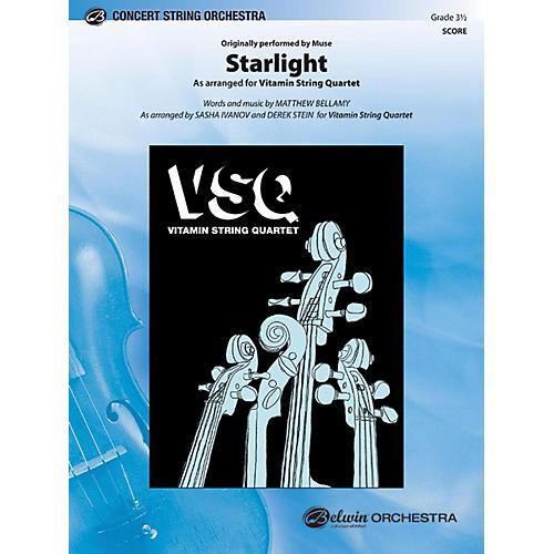 Alfred Starlight String Orchestra Grade 3.5