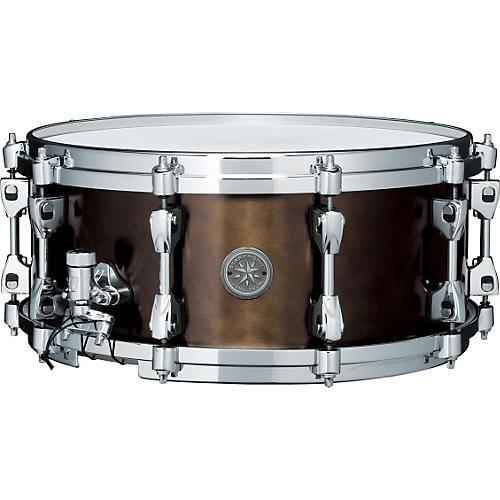 Tama Starphonic Bell Brass Snare Drum 6x14