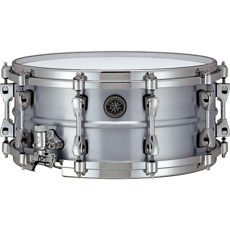 TamaStarphonic Snare DrumSeamless Aluminum6x14
