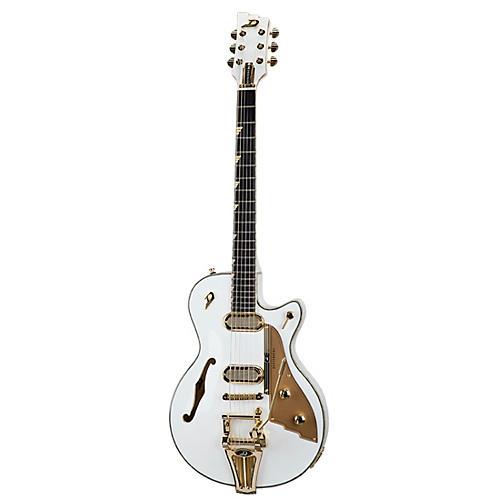 Duesenberg USA Starplayer TV Phonic Semi-Hollowbody Electric Guitar-thumbnail