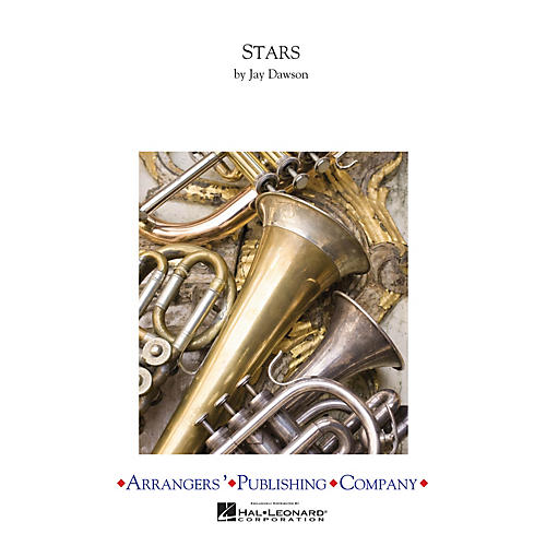 Arrangers Stars Concert Band Level 3 Arranged by Jay Dawson-thumbnail
