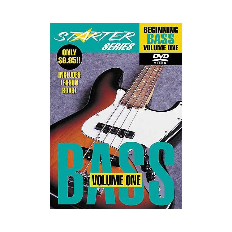 Hal LeonardStarter Series Bass 1 DVD