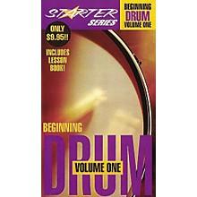 Hal Leonard Starter Series Beginning Drum Package Volume 1 Video