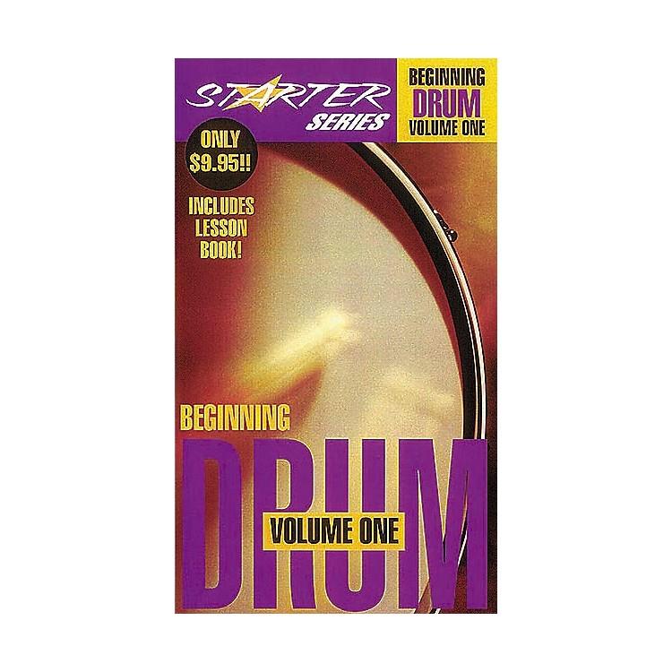Hal LeonardStarter Series Beginning Drum Package Volume 1 Video