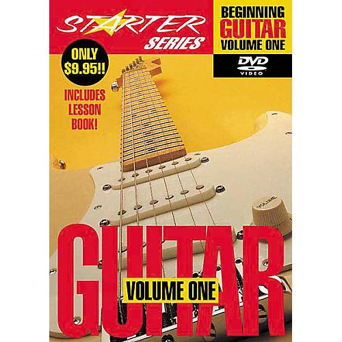 Hal Leonard Starter Series Guitar 1 DVD