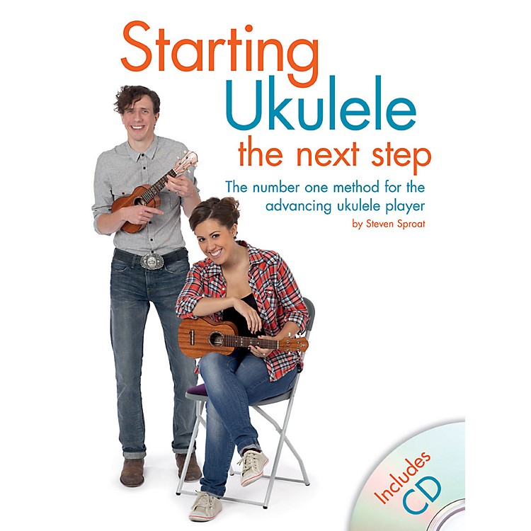 Hal LeonardStarting Ukulele - The Next Step Book/CD