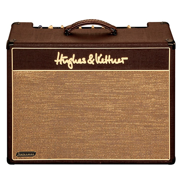 Hughes & KettnerStatesman Quad EL84 40W Combo with Footswitch and Slip Cover