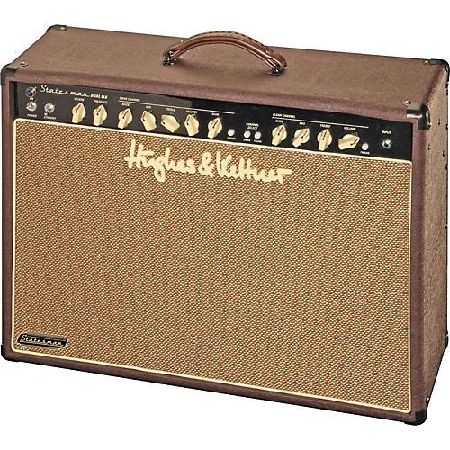 Hughes & Kettner Statesman Series STM Dual 6L6 60W 2x12 Tube Guitar Combo Amp
