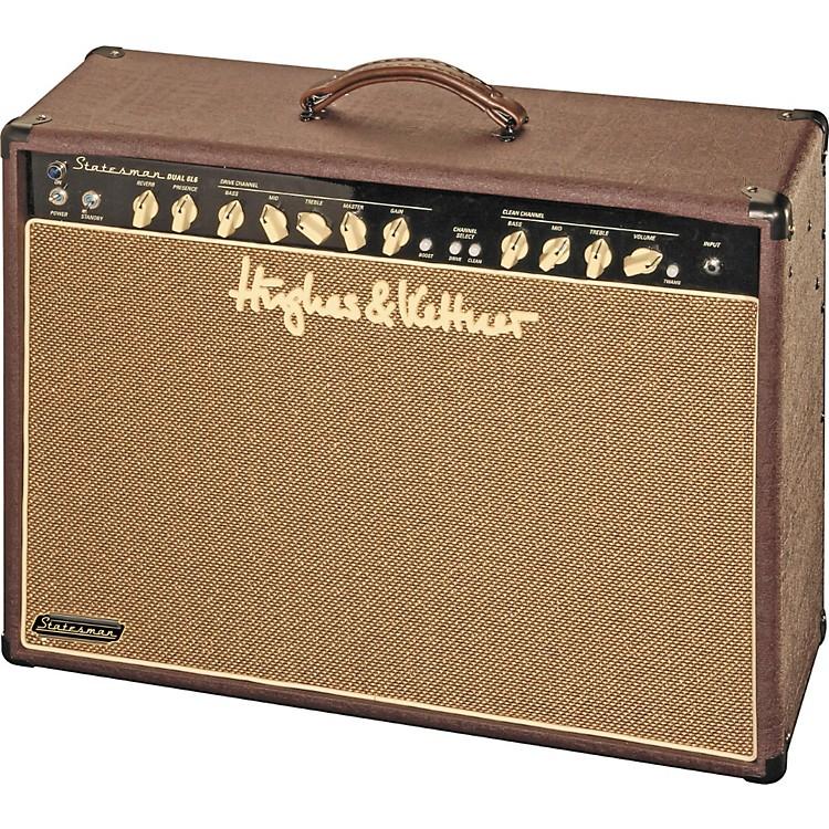 Hughes & KettnerStatesman Series STM Dual 6L6 60W 2x12 Tube Guitar Combo Amp