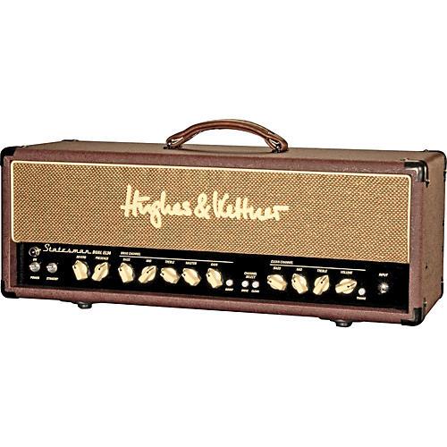 Hughes & Kettner Statesman Series STM Dual EL34 50W Tube Guitar Amp Head