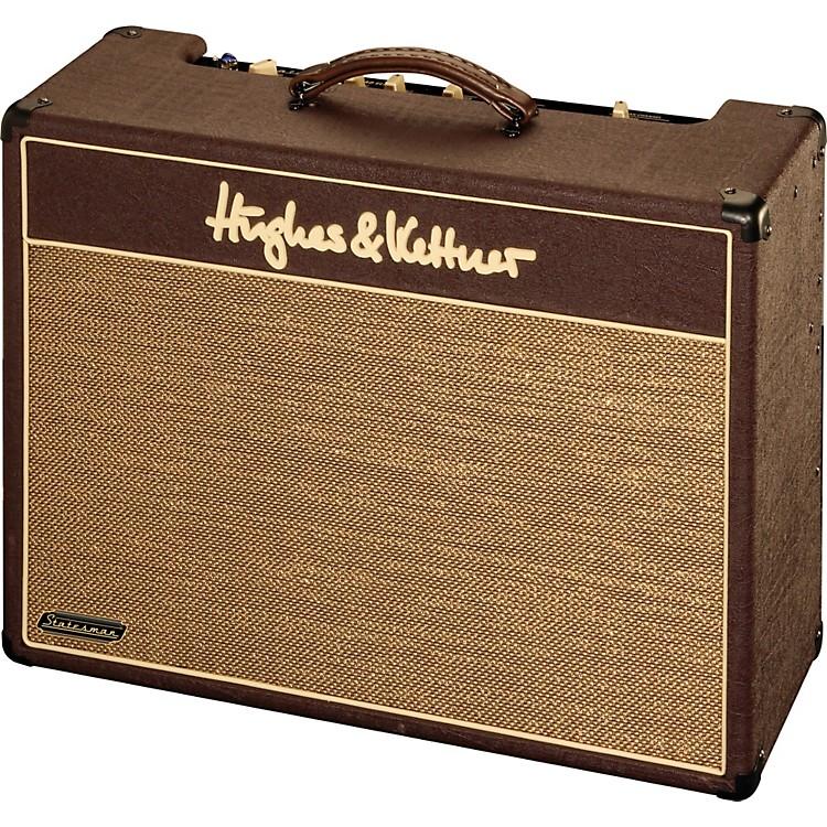 Hughes & KettnerStatesman Series STM Quad EL84 40W 1x12 Tube Guitar Combo Amp