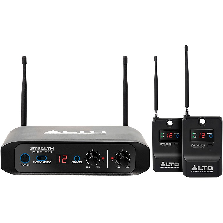 AltoStealth Wireless - Stereo Wireless System for Active Loudspeakers