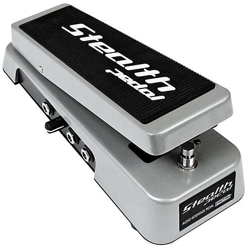 IK Multimedia StealthPedal CS Mobile Guitar Interface and Controller-thumbnail