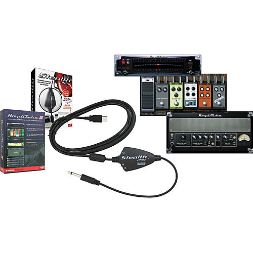 IK Multimedia StealthPlug + AmpliTube 2-thumbnail