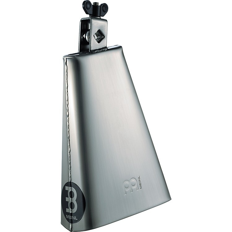 Meinl Steel Bell Cowbell - Big Mouth  8 Inches