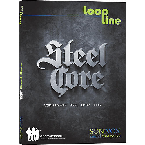 Sonivox Steel Core Drum Loop Collection
