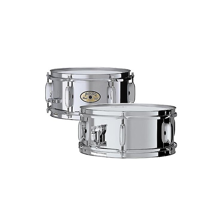 Pearl Steel Firecracker Snare Chrome 12x5 Inches