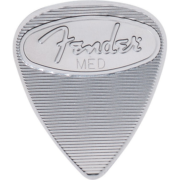Fender Steel Guitar Pick 4 Pack