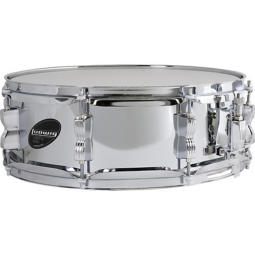 Ludwig Steel Snare Drum 5x14