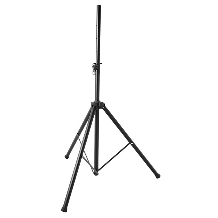 On-Stage Stands Steel Speaker Stand Black