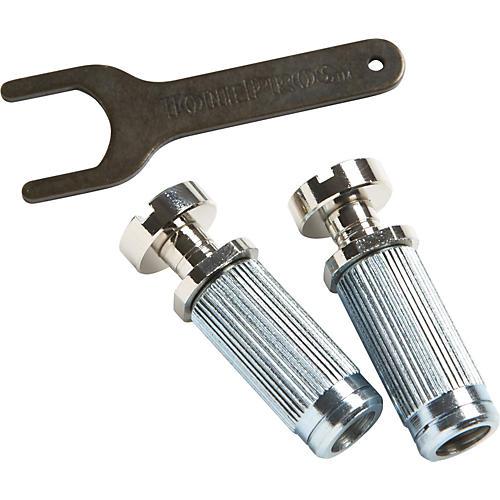 TonePros Steel Vintage Locking Studs with U.S. Thread