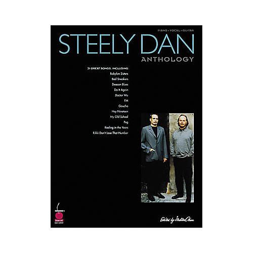 Cherry Lane Steely Dan - Anthology Piano, Vocal, Guitar Songbook-thumbnail