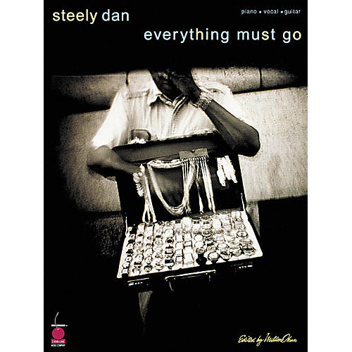 Cherry Lane Steely Dan - Everything Must Go Book
