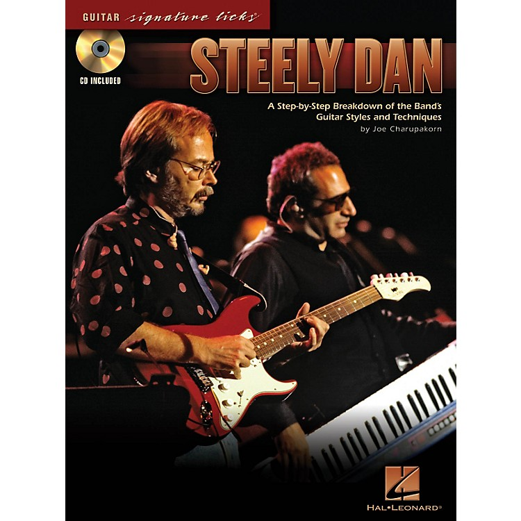 Hal Leonard Steely Dan - Guitar Signature Licks (Book/CD)