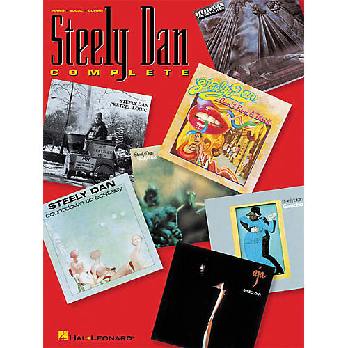 Hal Leonard Steely Dan Piano, Vocal, Guitar Tab Book