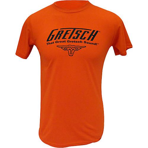 Gretsch Steer Horns Men's T-Shirt-thumbnail