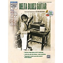 Alfred Stefan Grossman's Early Masters of American Blues Guitar: Delta Blues Guitar Book with CD