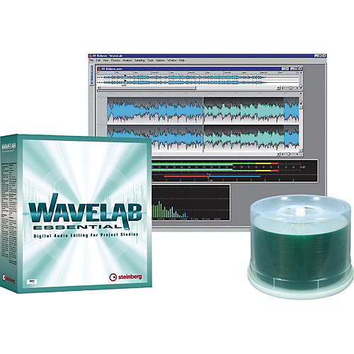 Steinberg Steinberg WaveLab Essentials/Pro Media Bundle