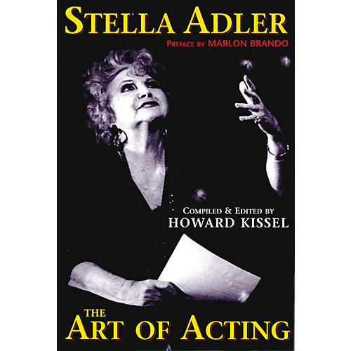 Applause Books Stella Adler - The Art of Acting Applause Books Series Hardcover Written by Howard Kissel-thumbnail
