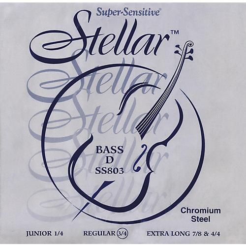 Super Sensitive Stellar Bass Strings