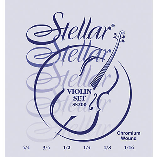Super Sensitive Stellar Violin Strings-thumbnail