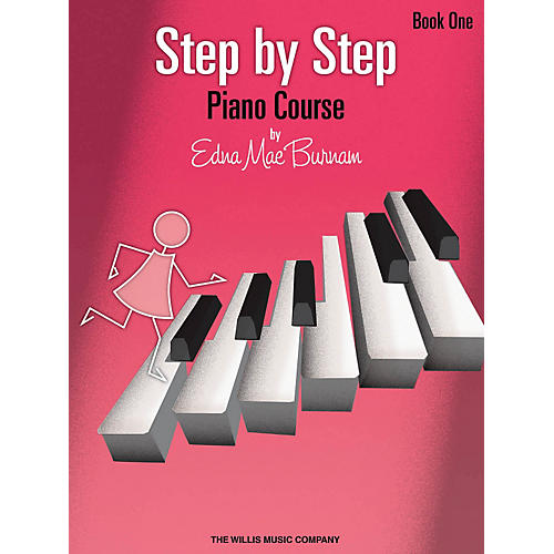 Hal Leonard Step By Step Bk 1 Piano Course