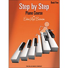 Willis Music Step By Step Piano Course Book 5