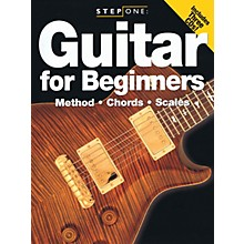 Music Sales Step One: Guitar for Beginners Music Sales America Series Softcover with CD Written by Various Authors
