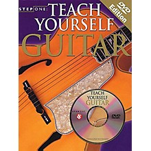Music Sales Step One: Teach Yourself Guitar Music Sales America Series Softcover with DVD Written by Various