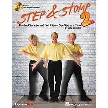Hal Leonard Step & Stomp 2 - Building Character and Self Esteem One Step at a Time Classroom Kit