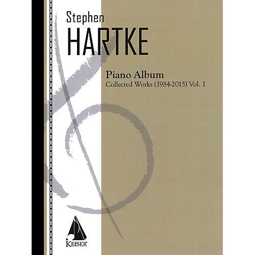 Lauren Keiser Music Publishing Stephen Hartke Piano Album, Volume 1: Collected Works 1984-2015 LKM Music Softcover by Stephen Hartke-thumbnail