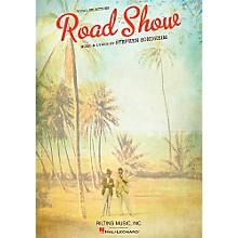 Hal Leonard Stephen Sondheim - Road Show Vocal Selections